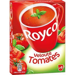 Les Minutes Soup - Velouté tomates