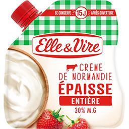 Crème de Normandie épaisse entière