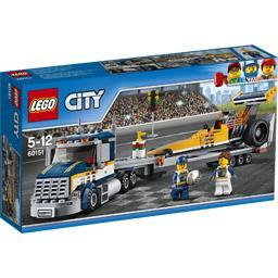 City - Le Transporteur du Dragster