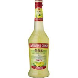 Crème de citron Dijon