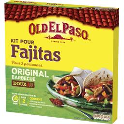 Kit pour Fajitas Original Barbecue, doux