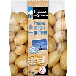 Pommes de terre primeur La Noirmoutier