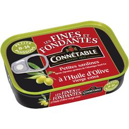 Les Fines et Fondantes - Petites sardines à l'huile ...