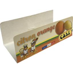 Les Ecureuils Cake citron orange le cake de 350 g