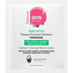 Masque purifiant matifiant Sébo-Détox peau mixte à g...