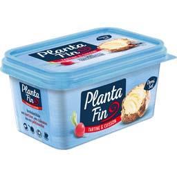 Margarine tartine et cuisson demi-sel