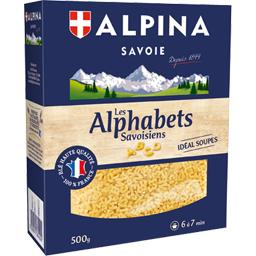 Les Alphabets Savoisiens