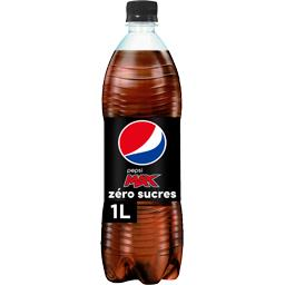 Max - Soda au cola Zéro sucres