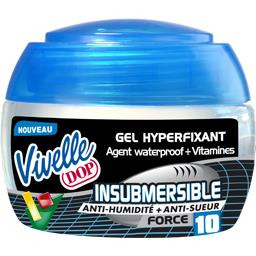 Gel hyperfixant Insubmersible force 10