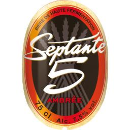 Bière de haute fermentation ambrée