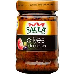 Sauce olives tomates