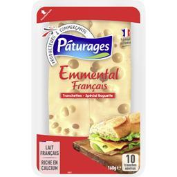 Emmental français , tranche spécial baguette
