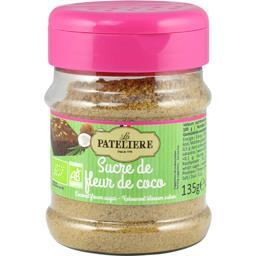 LA PATELIERE Sucre de Fleur de Coco Bio 135 g