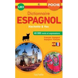 Dictionnaire de poche Espagnol hachette