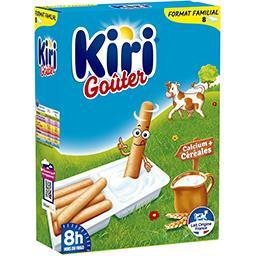 Goûter - Spécialité fromagère fondue et gressins