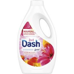 Coquelicot Dash Lessive liquide 2en1  et Fleurs de Cerisie...