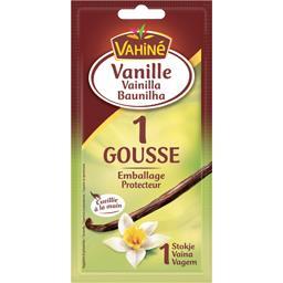 Gousse vanille