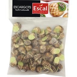 Escargots gris recette à la Bourguignonne