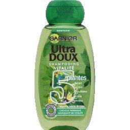 Shampooing Vitalité 5 plantes