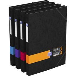 Boite Nomadbox dos 25 mm coloris assortis