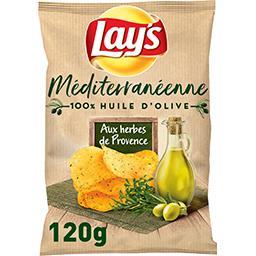 Chips Méditerranéenne 100% huile d'olive herbes de P...