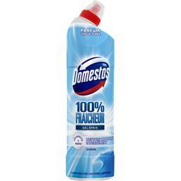 Gel épais nettoyant WC 100% fraîcheur Océan