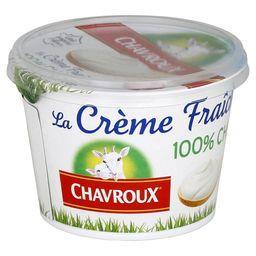 La Crème Fraîche 100% chèvre