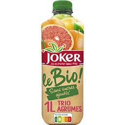 Le BIO - Nectar 3 agrumes sans sucres ajoutés BIO