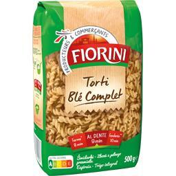 Torti au blé complet