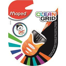 Maped Taille-crayons Clean Grip