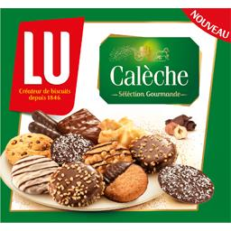 Calèche - Assortiment biscuits Sélection Gourmande