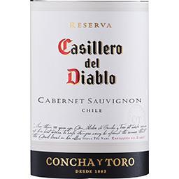 Doc chili concha y toro cabernet sauvignon, vin roug...