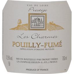 Pouilly-fumé, vin blanc