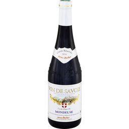 Vin de Savoie rouge Mondeuse Adrien Vachet