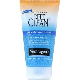 Deep Clean - Gel exfoliant vivifiant tous types de p...