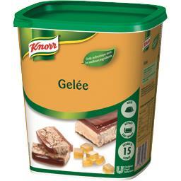 Gelée,KNORR,la boite de 750 g