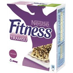 Fitness - Barre de céréales saveur Tiramisu
