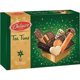Assortiment de biscuits Tea Time