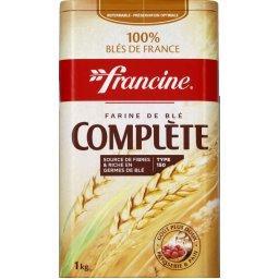 Farine de blé complète type 150