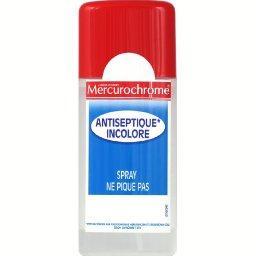 Antiseptique incolore sans alcool