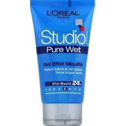Gel Pure Wet effet mouillé 24h