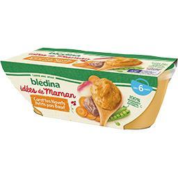 Les Idées de Maman - Légumes du potager bœuf, dès 8 ...