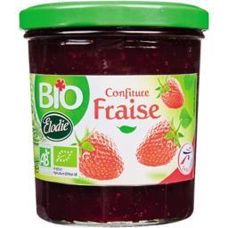 Confiture de fraise BIO