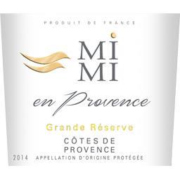 Côtes de Provence - Grande Réserve, vin rosé