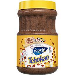 Tonic, préparation pour boisson instantanée au cacao fortement dégraissé, la boîte,IVORIA,1 null