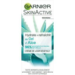 Garnier Skin Active - Crème de jour végétale au gel d'aloé le tube de 50 ml