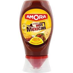 Sauce Hot Mexican recette pimentée