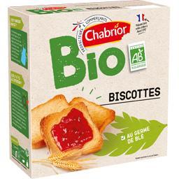 Biscottes BIO