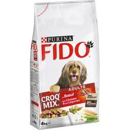 Croq Mix - Croquettes bœuf/céréales/légumes pour chi...