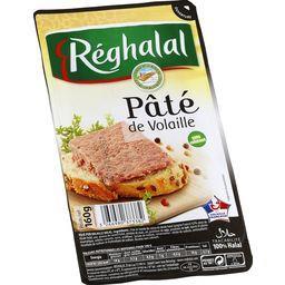 Reghalal Pâté de volaille halal